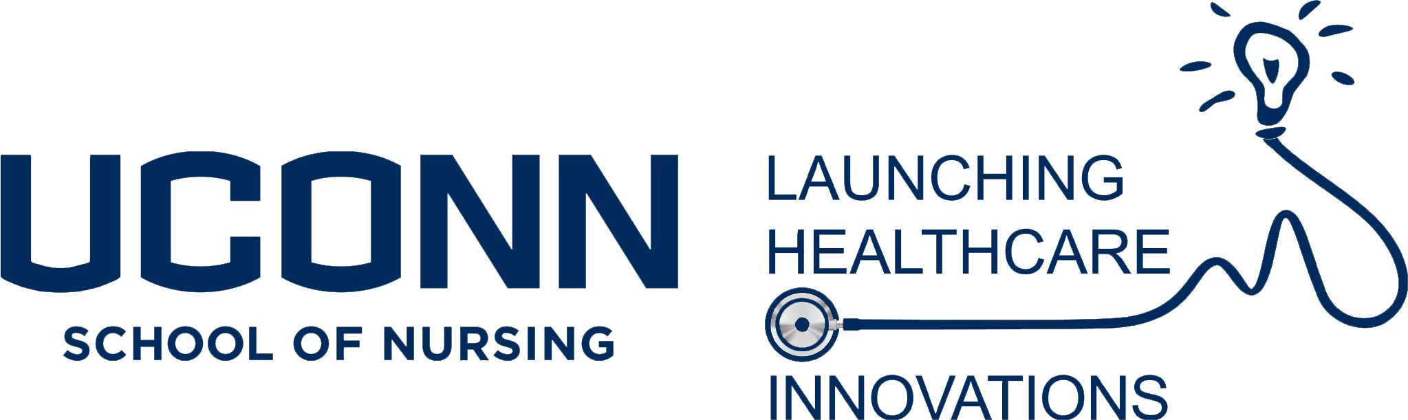Healthcare Innovations logo blue